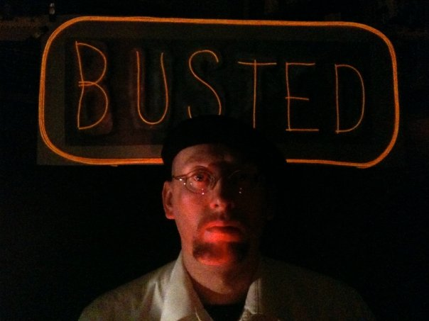 Mythbusters Busted Sign